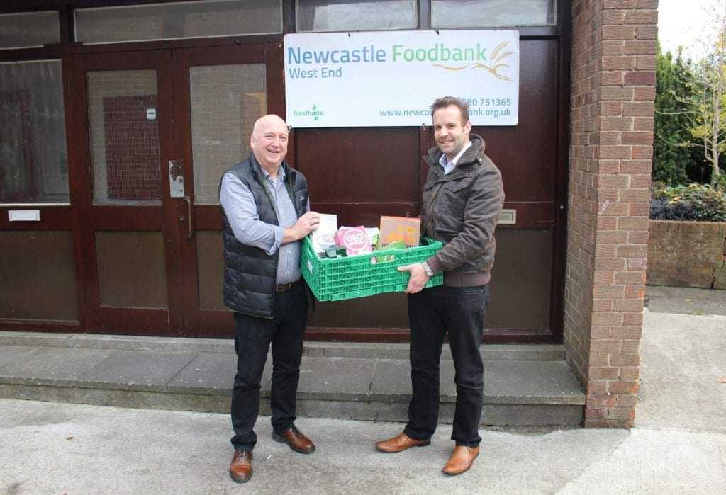 Black Friday To Bring Donations For Newcastle Foodbank I