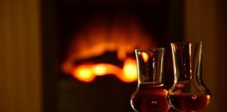 pubs with real fires