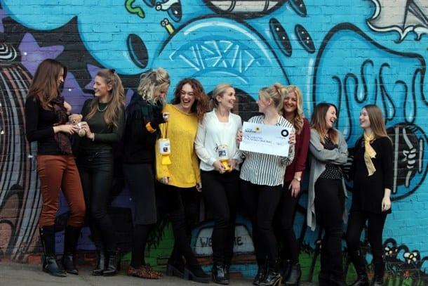 O Raises Over 5k For Sunshine Fund I Love Newcastle