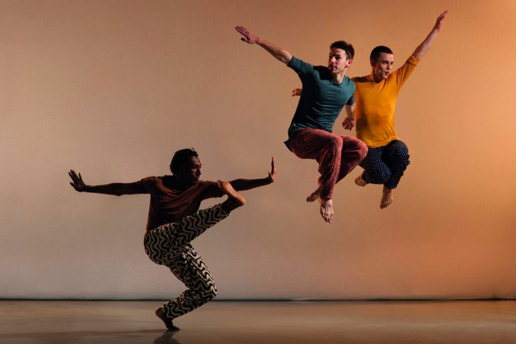 Richard Alston Dance Company Returns To Northern Stage, Newcastle I Love Newcastle