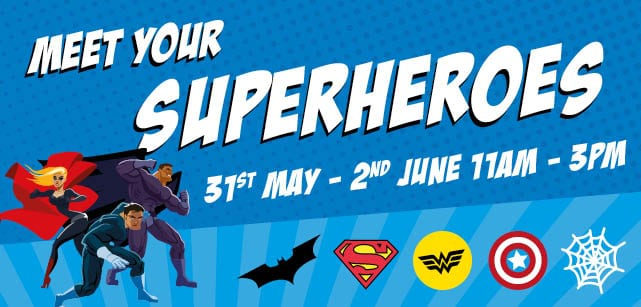 Meet Your Favourite Superhero at The Gate I Love Newcastle