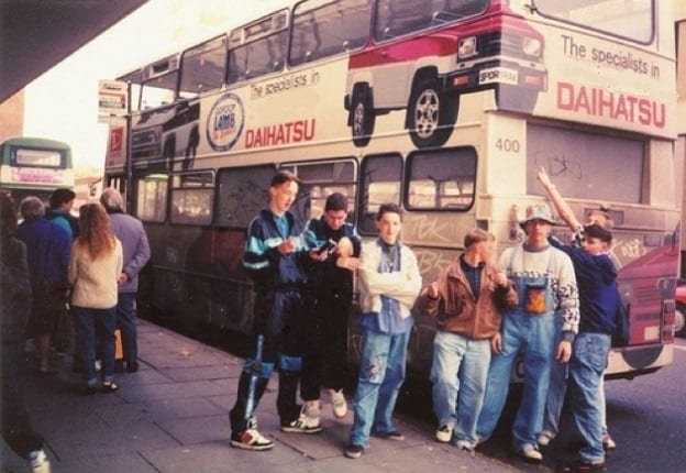 Geordie Fashion in the 80's/90's - Would you wear it now? I Love Newcastle