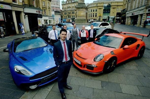 Ne1 Newcastle Motor Show Returns Bigger And Better I Love Newcastle