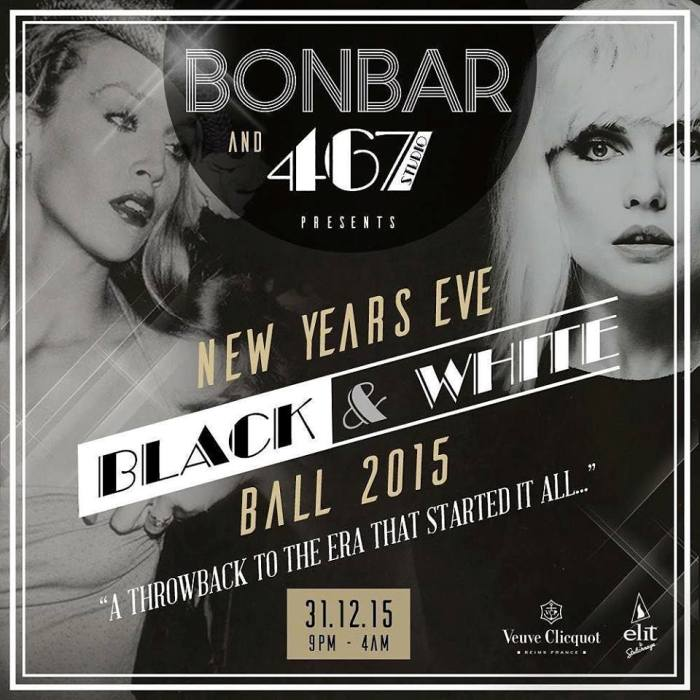 Black & White Ball - New Years Eve I Love Newcastle
