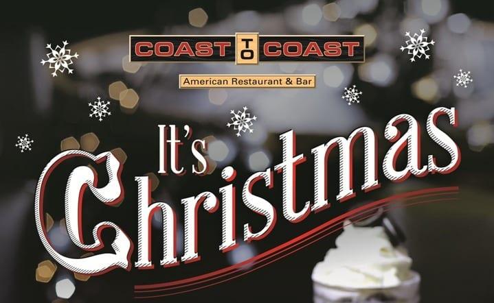 Coast to Coast get festive! I Love Newcastle