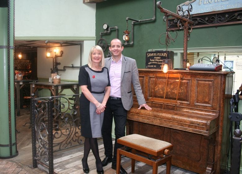 The Botanist CHUF-FED to support region's Charity I Love Newcastle