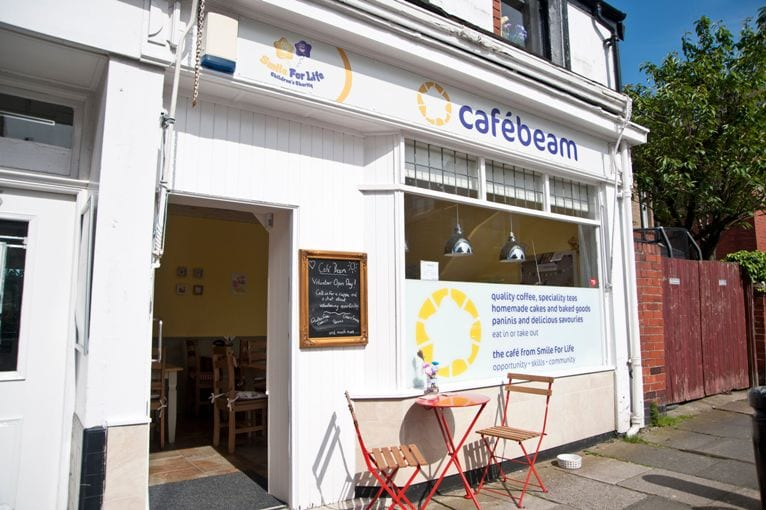 The Newcastle charity Café which beams with happiness I Love Newcastle