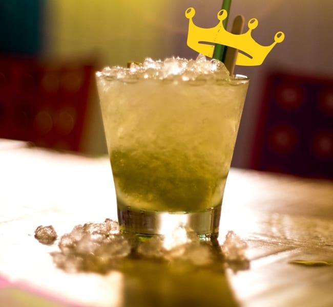 Cabana Create Celebratory Crown Cocktail I Love Newcastle