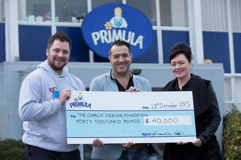 North East Company Donates Five Figure Sum To Local Charity I Love Newcastle
