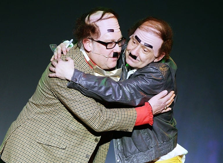 25 Years of Reeves and Mortimer The Poignant Moments I Love Newcastle