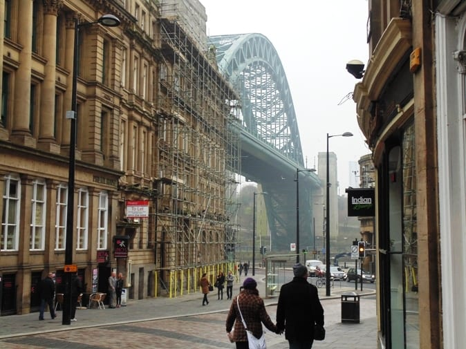 Getting around Newcastle I Love Newcastle
