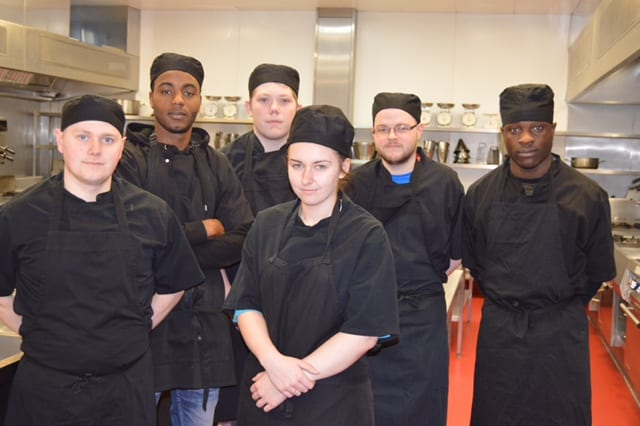 Ne1's Fast Track Course For Chefs Culminates With Jobs And Apprenticeships I Love Newcastle