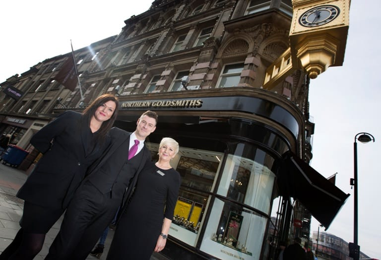 Goldsmiths Welcomes New Managers To Its North East Showrooms I Love Newcastle