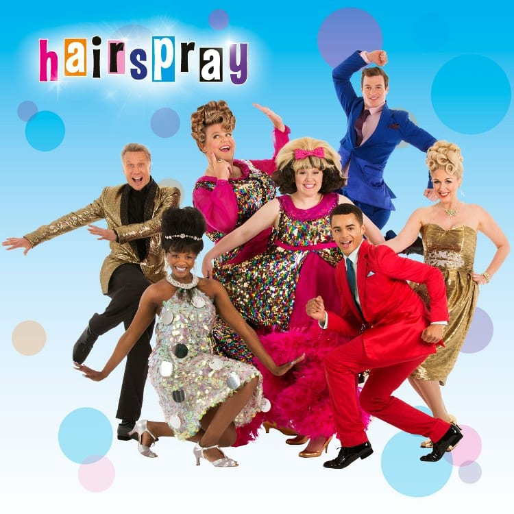 Hit Musical Hairspray Bounces Into Newcastle Theatre Royal I Love Newcastle