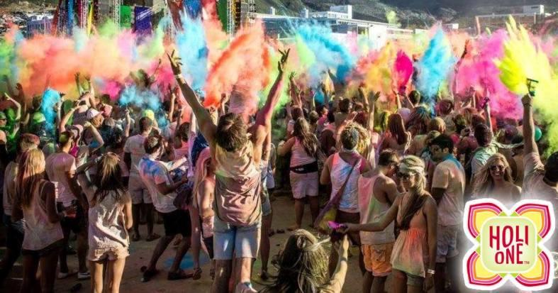 Newcastle set to host the world class 'HOLI ONE' Festival I Love Newcastle