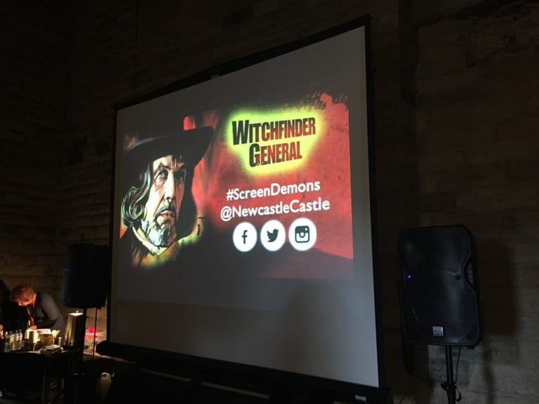 Screen Demons Film Festival: Witchfinder General at Newcastle Castle I Love Newcastle