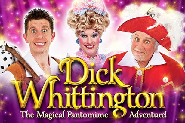 Theatre Royal Panto Preview For North East Charities I Love Newcastle