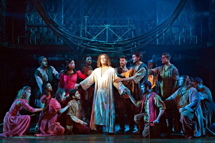 Jesus Christ Superstar rocks into town I Love Newcastle
