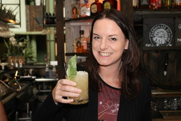 'Oh What A Pear' – Steve And Karen Mix It Up With The Botanist For Charity I Love Newcastle