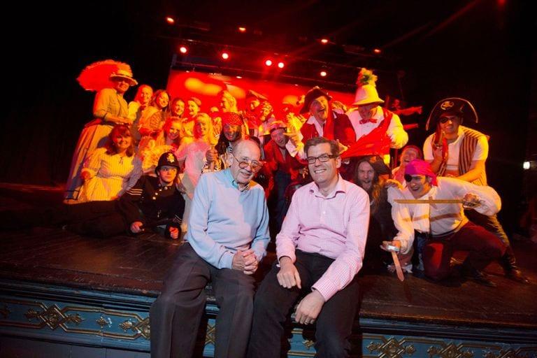 Community spirit takes centre stage to preserve iconic theatre I Love Newcastle