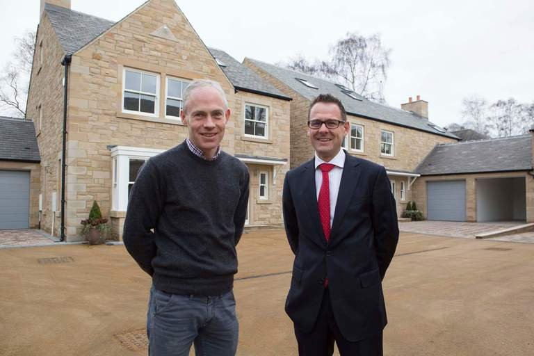New Development A Sell Out For Northumberland Luxury Developer I Love Newcastle