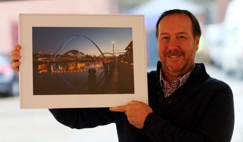 Quayside shot snaps up great locations regional prize I Love Newcastle