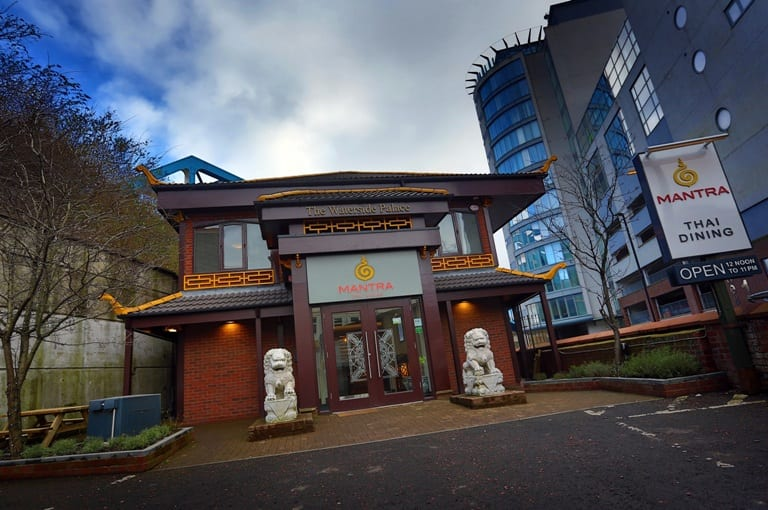 Business Club Launches In Thaim... I Love Newcastle