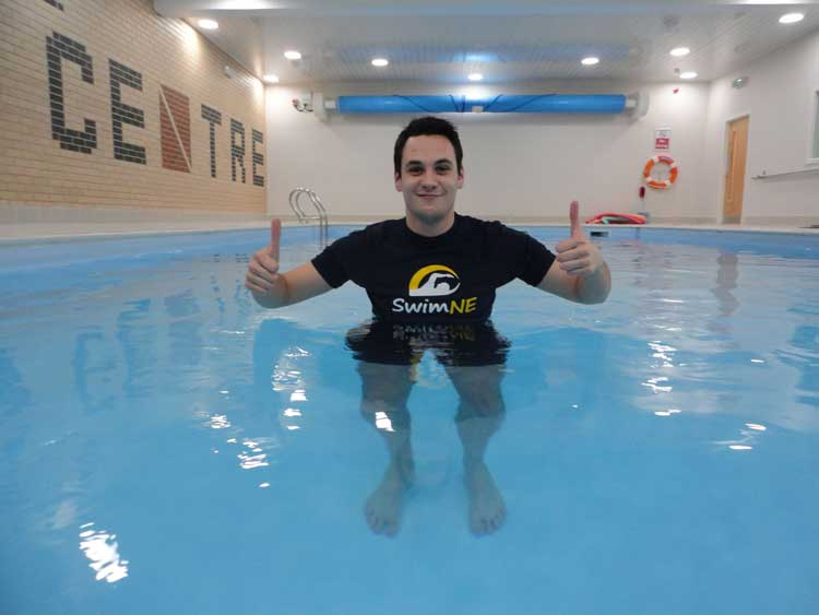 North East Swim School offers free swimming lessons I Love Newcastle