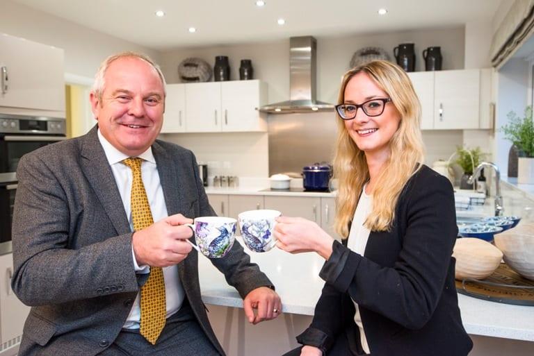 Miller Homes Pledges To Raise £100k For Habitat For Humanity I Love Newcastle