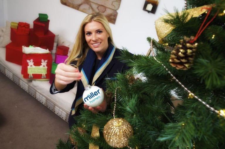 Leading Housebuilder Seeks Help To Spread Christmas Cheer I Love Newcastle