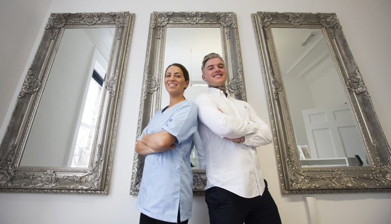 Business Is Looking Good For Entrepreneurial Pair I Love Newcastle