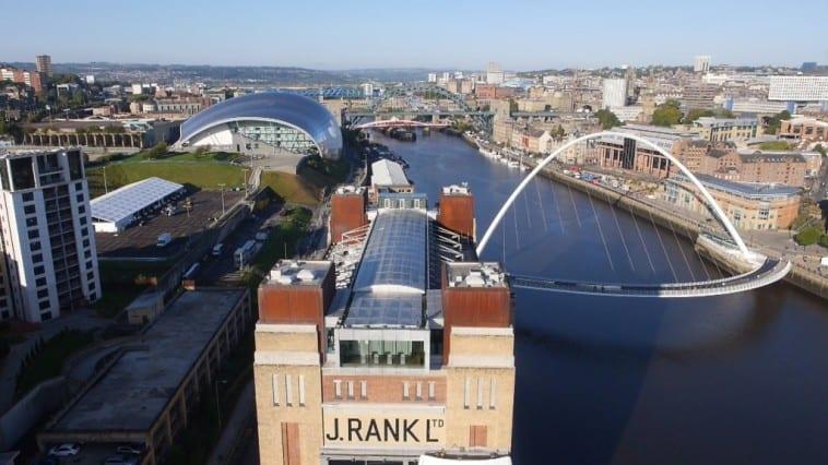 Newcastle like you've never seen it before I Love Newcastle
