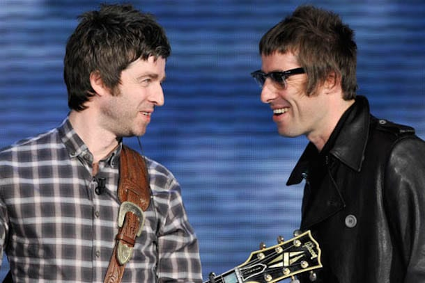 Oasis to REFORM after Liam and Noel Gallagher reunite I Love Newcastle