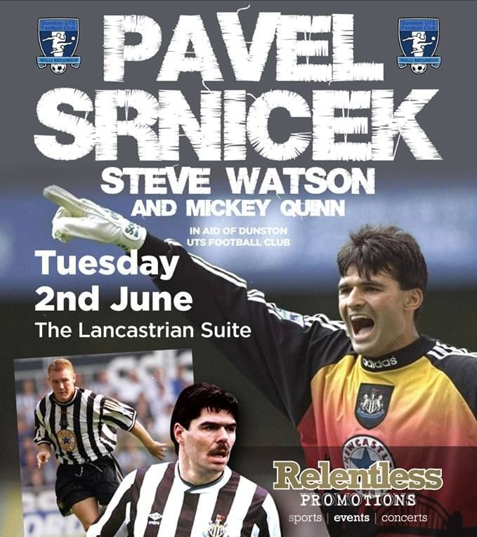 Toon trio set to relive the last glory days of Magpies I Love Newcastle