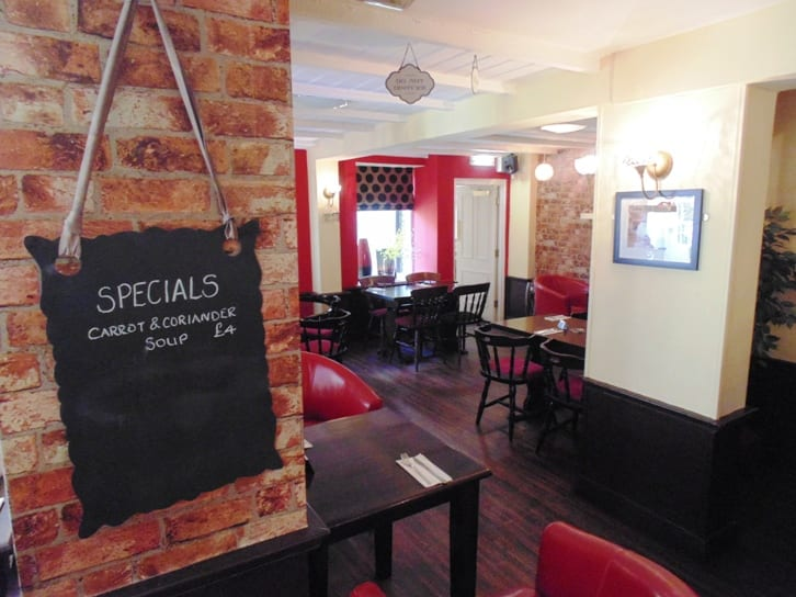 The Northumbrian Piper - A secret country pub in the city I Love Newcastle