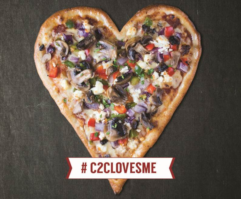 Feel the love this Valentine's Day with Coast to Coast Newcastle I Love Newcastle