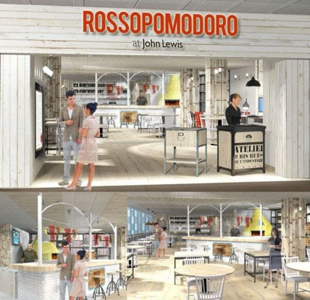 Rossopomodoro - Authentically Neapolitan, Undoubtedly Cosmopolitan I Love Newcastle