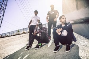 Rudimental Score Their Second No1 And Announce UK Dates I Love Newcastle