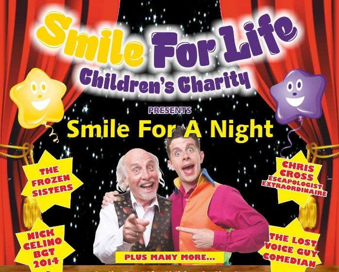 Smile For A Night Variety Show – a Mother's Day Treat I Love Newcastle