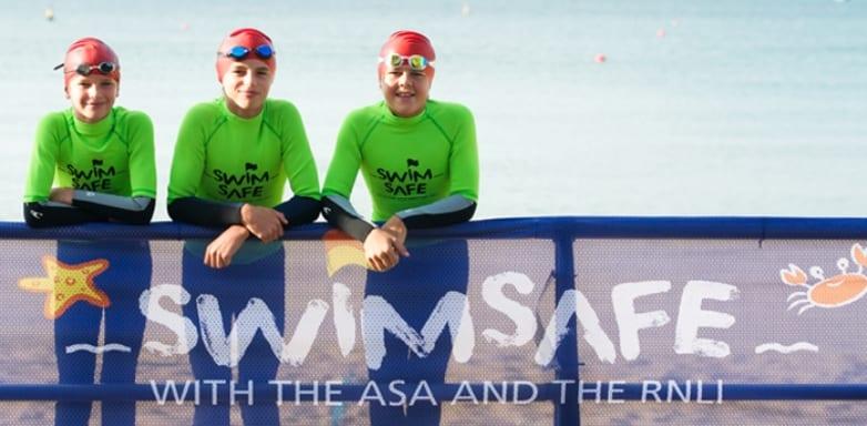 ASA and RNLI launch Swim Safe 2015 I Love Newcastle
