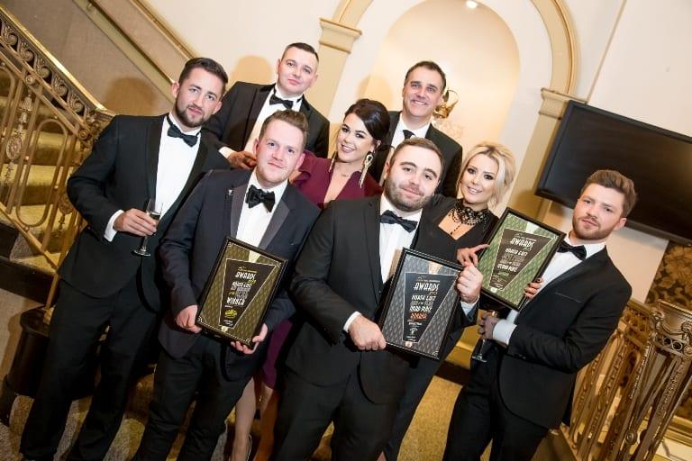 Bonbar Sets The Bar At Benevolent Awards I Love Newcastle