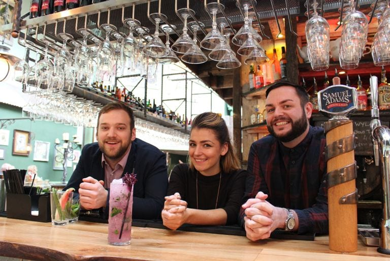 Newcastle Bar's Recipe For Cocktail Lovers Is A Hit I Love Newcastle