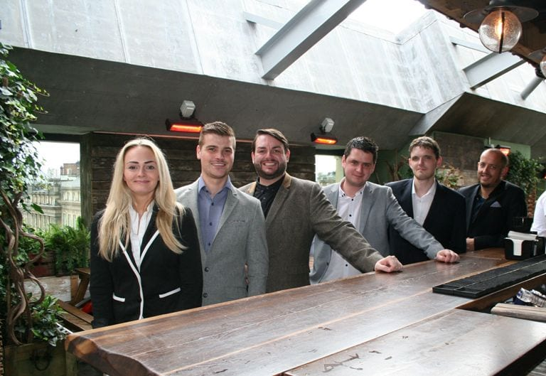 The Botanist toasts six months in Newcastle with new recruit I Love Newcastle