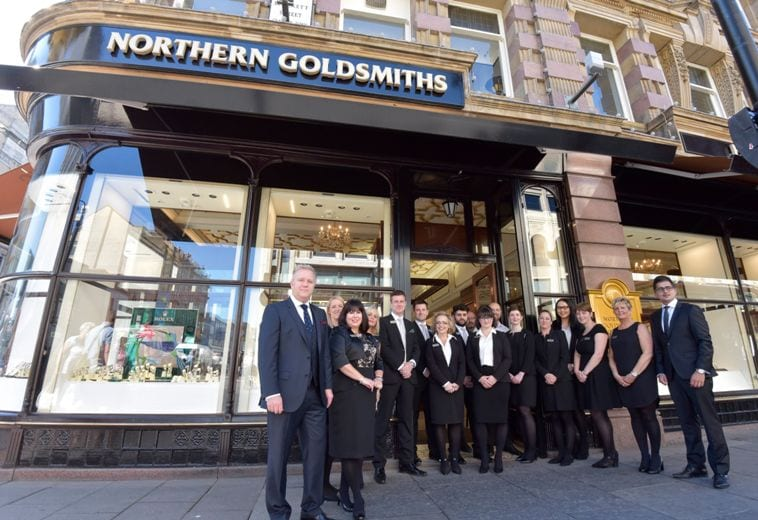 Big day arrives for Northern Goldsmiths I Love Newcastle