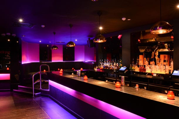 3 Levels Of Reveller Heaven At Tiger Tiger Newcastle I Love Newcastle