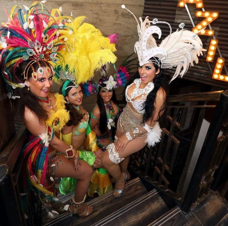Viva Brazil brings party carnival spirit to Newcastle I Love Newcastle