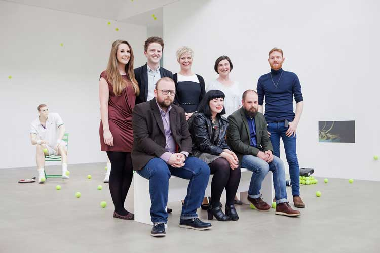 BxNu Students unveil pioneering artwork at Baltic 39 I Love Newcastle