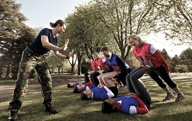 Top five fitness crazes for 2015 explained by British Military Fitness I Love Newcastle