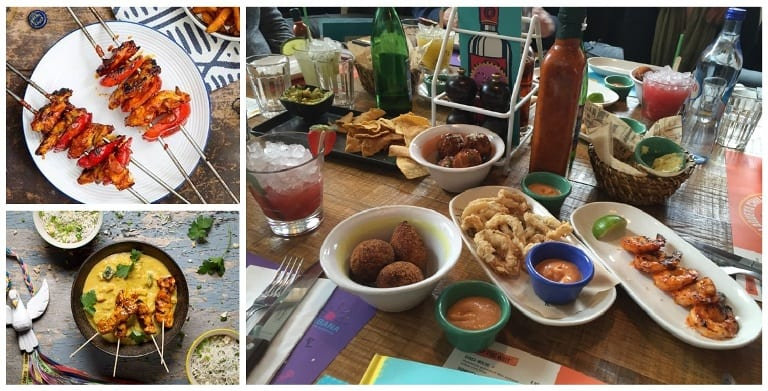 Liven' up your Lunch at Cabana Newcastle! I Love Newcastle