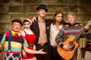 The Quayside Cabaret Club's Christmas Cracker I Love Newcastle